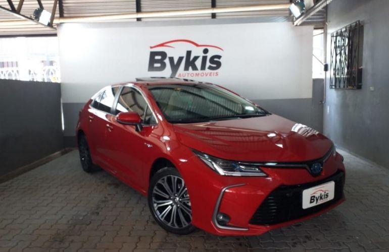 Toyota Corolla 1.8 Altis Hybrid Premium - Foto #1