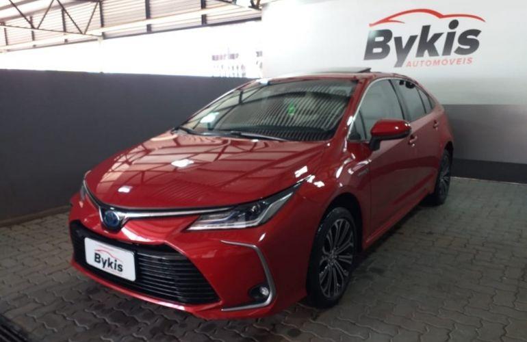 Toyota Corolla 1.8 Altis Hybrid Premium - Foto #2