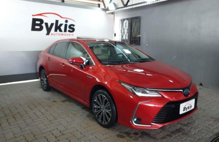 Toyota Corolla 1.8 Altis Hybrid Premium - Foto #5