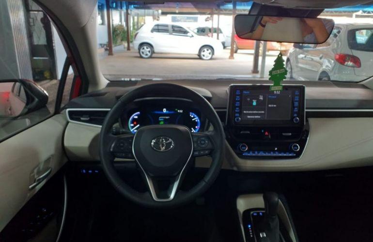 Toyota Corolla 1.8 Altis Hybrid Premium - Foto #8