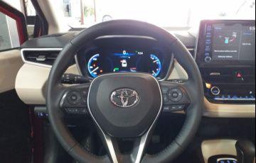 Toyota Corolla 1.8 Altis Hybrid Premium - Foto #9