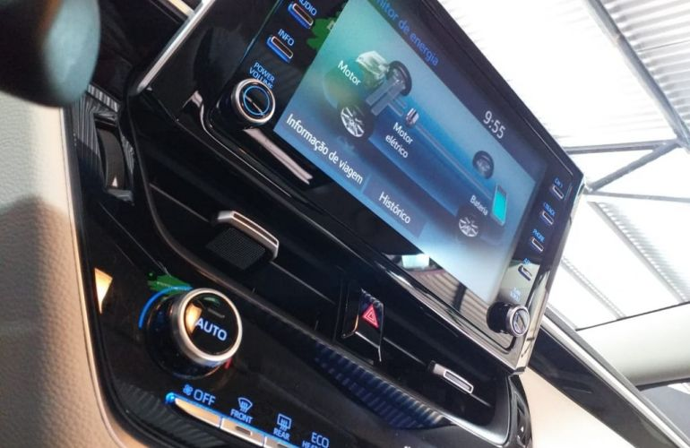 Toyota Corolla 1.8 Altis Hybrid Premium - Foto #10