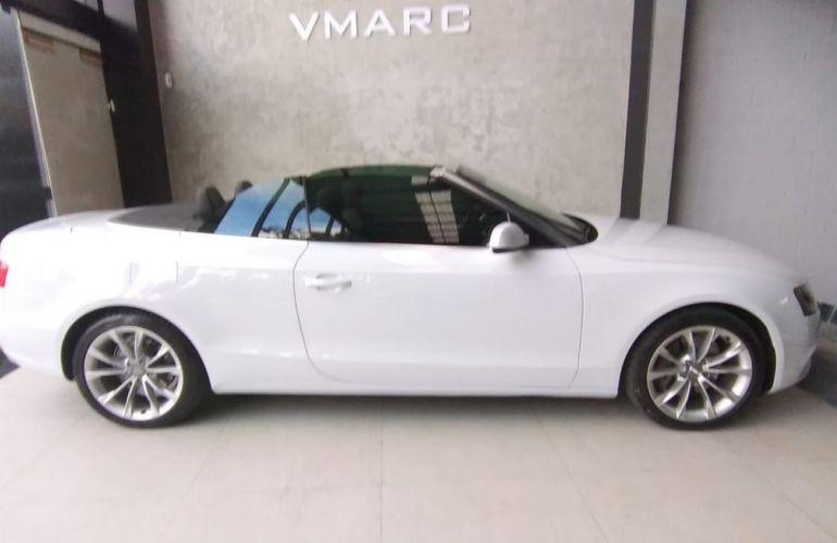 Audi A5 2.0 Tfsi Cabriolet Ambition 16v - Foto #2