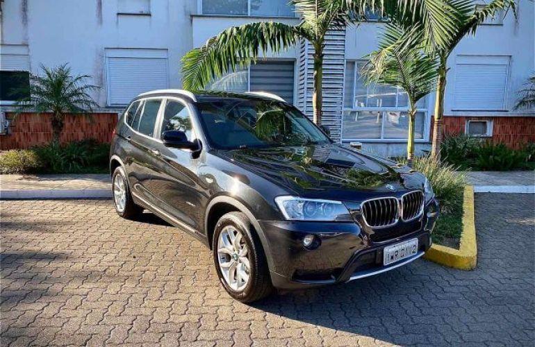 BMW X3 X Drive 20i 2.0 Turbo 4c - Foto #3