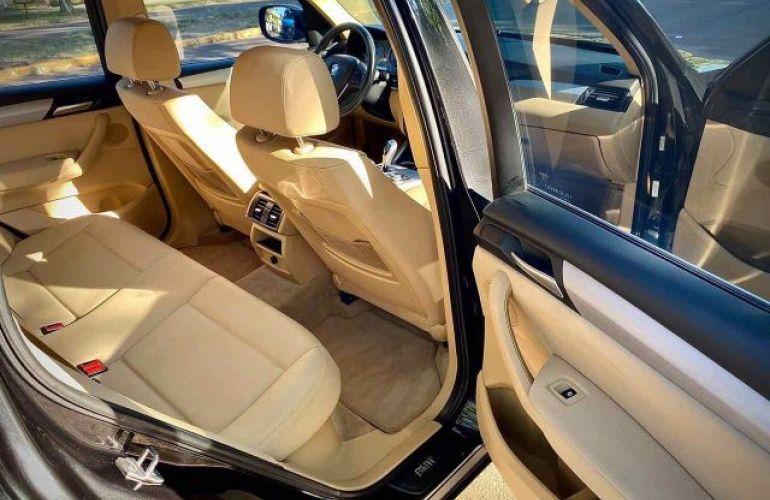 BMW X3 X Drive 20i 2.0 Turbo 4c - Foto #10