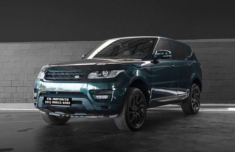 Land Rover Range Rover Sport 3.0 S/C SE 4wd - Foto #5