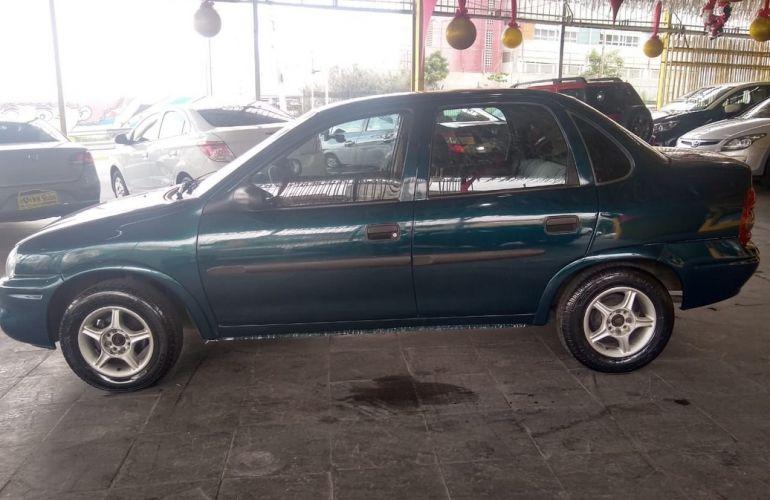 Chevrolet Corsa 1.0 MPFi Sedan 8v - Foto #4