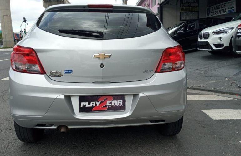 Chevrolet Onix 1.0 MPFi Joy 8v - Foto #4