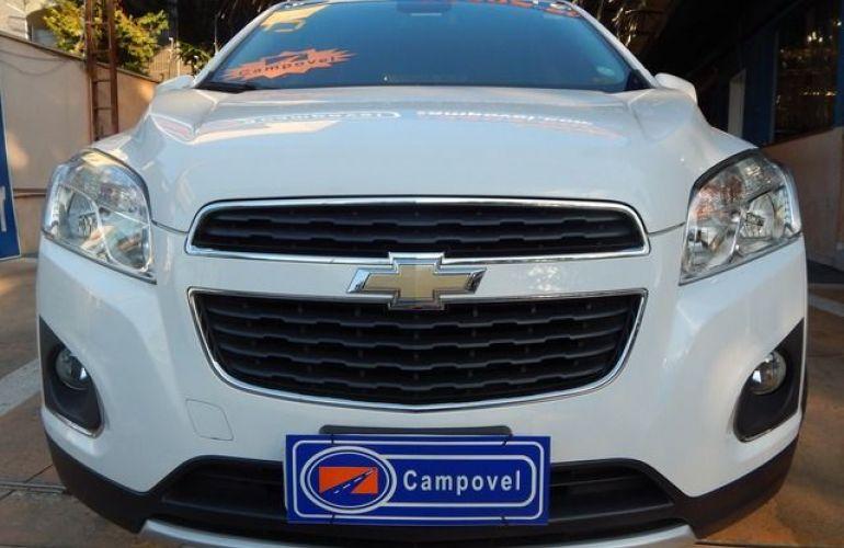 Chevrolet Tracker LTZ 1.8 16V Ecotec - Foto #1