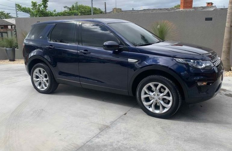 Land Rover Discovery Sport HSE 2.0 16V - Foto #2