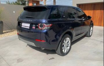 Land Rover Discovery Sport HSE 2.0 16V - Foto #7