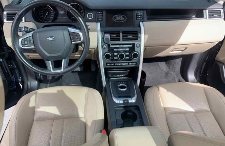 Land Rover Discovery Sport HSE 2.0 16V - Foto #10