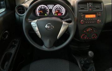 Nissan Versa S 1.6 16V Flex - Foto #8