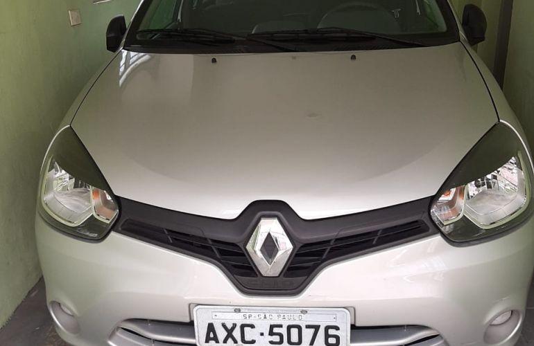 Renault Clio Expression 1.0 16V (Flex) - Foto #5