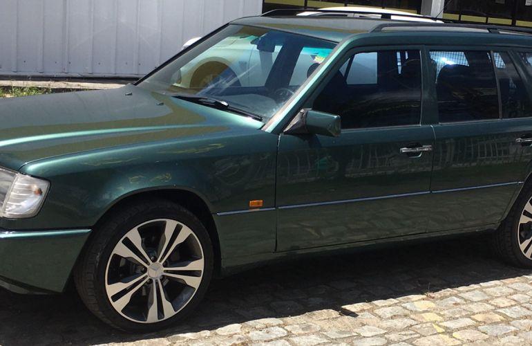 Mercedes-Benz E 320 Elegance 3.2 - Foto #3