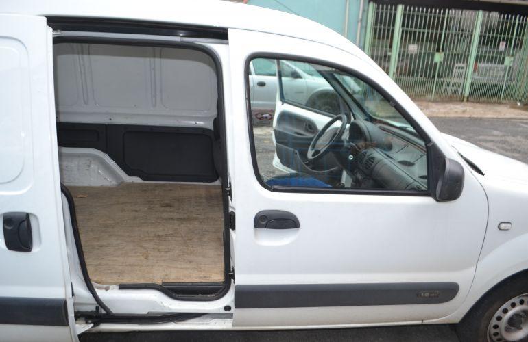 Renault Kangoo Express 1.6 16V Com Porta Lateral (Flex) - Foto #1