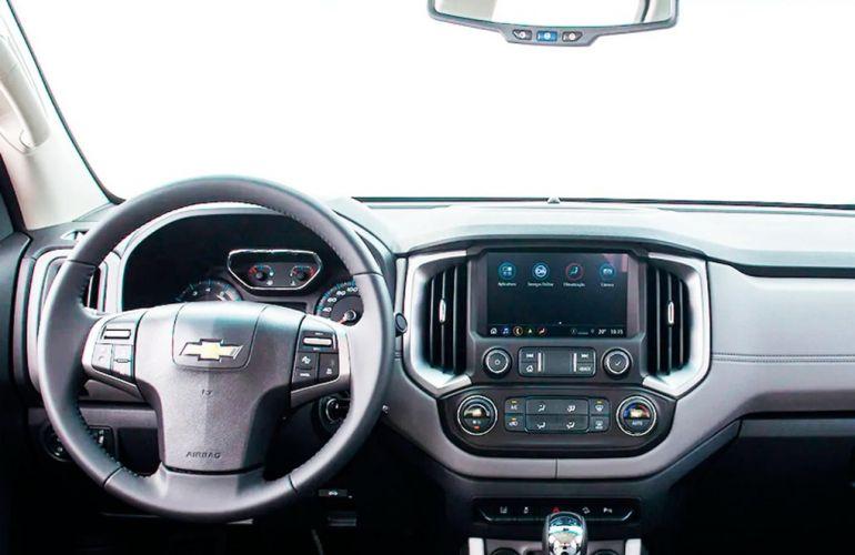 Chevrolet S10 2.8 MPFi LTZ 4x4 CD 16v - Foto #4