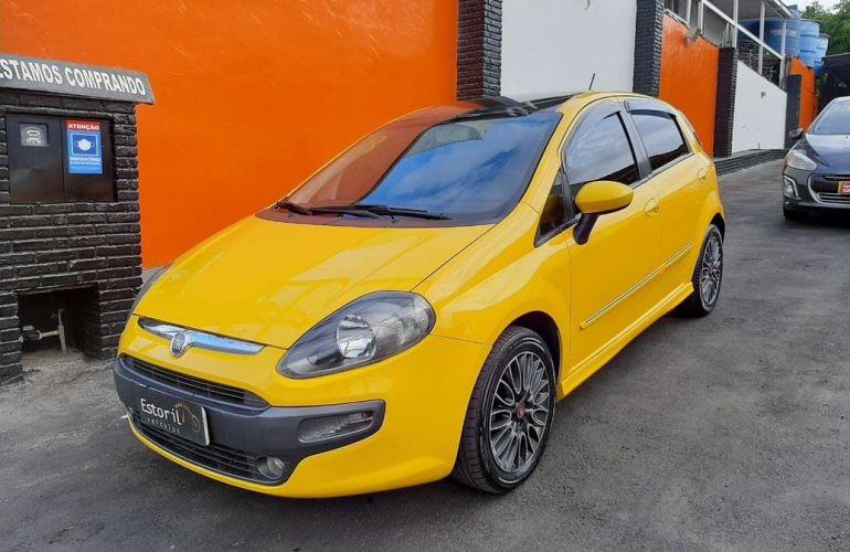 Fiat Punto 1.8 Sporting 16v - Foto #1