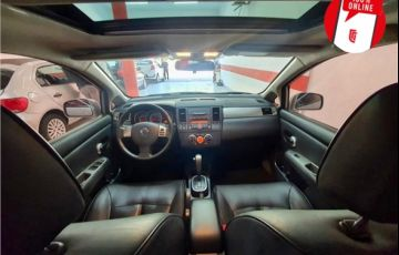 Nissan Tiida 1.8 SL 16V Flex 4p Automático - Foto #2