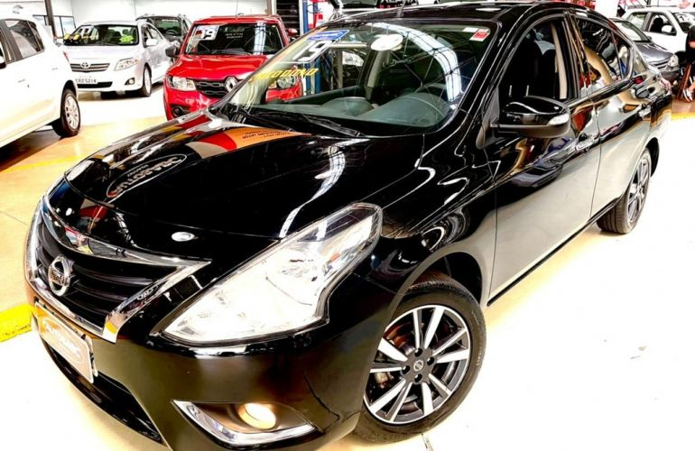 Nissan Versa 1.6 16 Flexstart Sl - Foto #1