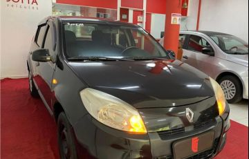 Renault Sandero 1.0 Expression 16V Flex 4p Manual - Foto #4