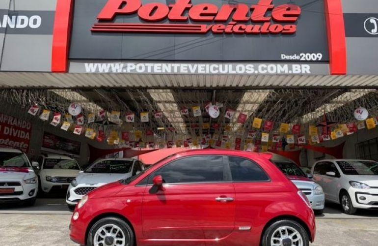 Fiat 500 Sport 1.4 16V - Foto #4