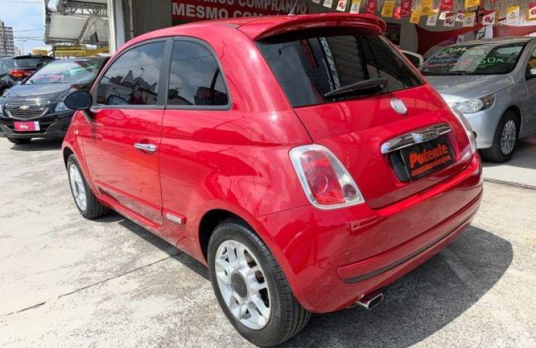Fiat 500 Sport 1.4 16V - Foto #5