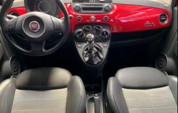 Fiat 500 Sport 1.4 16V - Foto #6