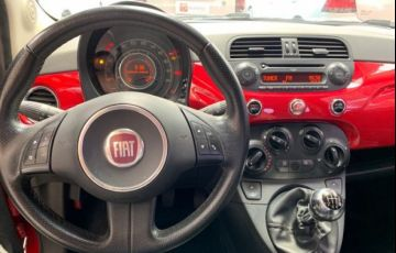 Fiat 500 Sport 1.4 16V - Foto #8
