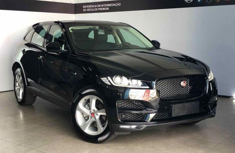 Jaguar F-Pace Prestige 2.0 - Foto #1
