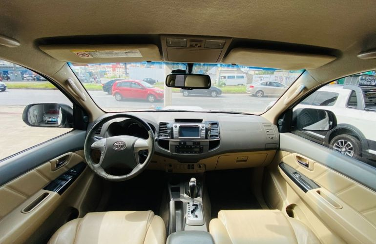 Toyota Hilux Sw4 3.0 Srv 4x4 16V Turbo Intercooler - Foto #8