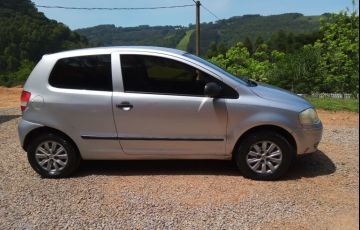 Volkswagen Fox Plus 1.0 8V (Flex) 2p - Foto #5