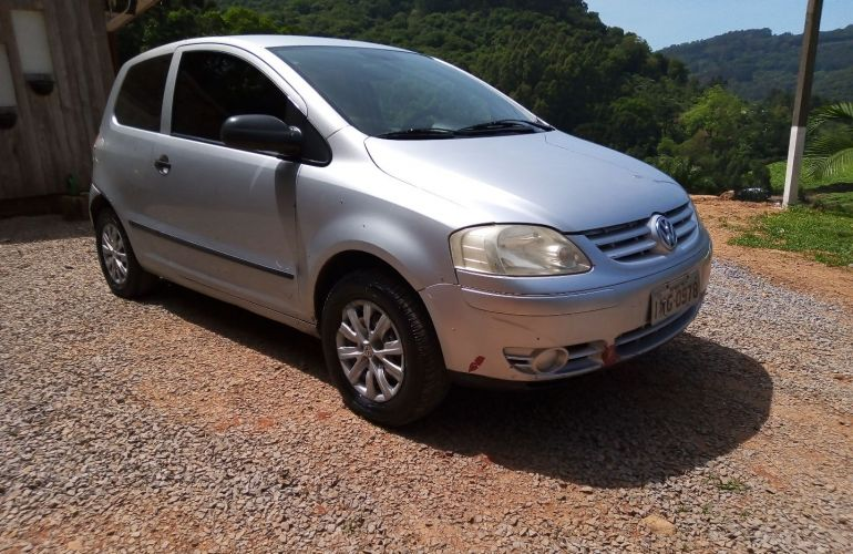 Volkswagen Fox Plus 1.0 8V (Flex) 2p - Foto #9