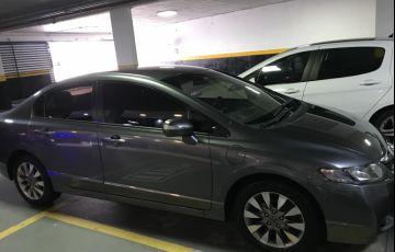 Honda New Civic LXL 1.8 16V i-VTEC (Flex) - Foto #2