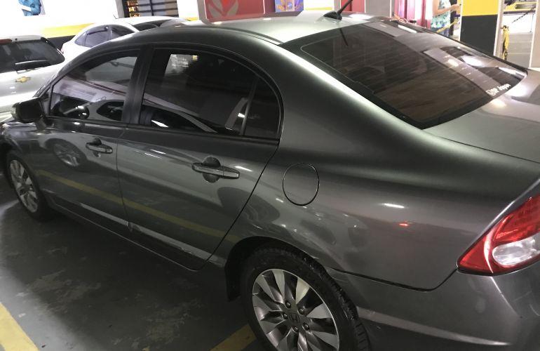 Honda New Civic LXL 1.8 16V i-VTEC (Flex) - Foto #6