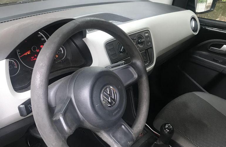Volkswagen Up! 1.0 12v E-Flex black up! I-Motion - Foto #2