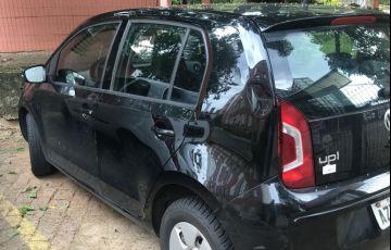 Volkswagen Up! 1.0 12v E-Flex black up! I-Motion - Foto #6