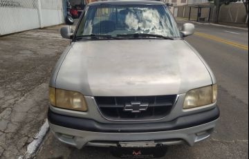 Chevrolet S10 Luxe 4x4 4.3 SFi V6 (Cab Simples)