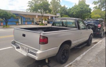 Chevrolet S10 Luxe 4x4 4.3 SFi V6 (Cab Simples) - Foto #6