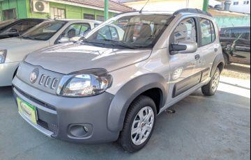 Fiat Uno Way 1.0 8V (Flex) 4p - Foto #1