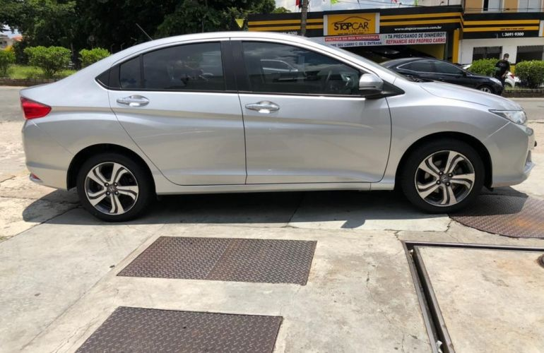 Honda City 1.5 EXL 16v - Foto #4