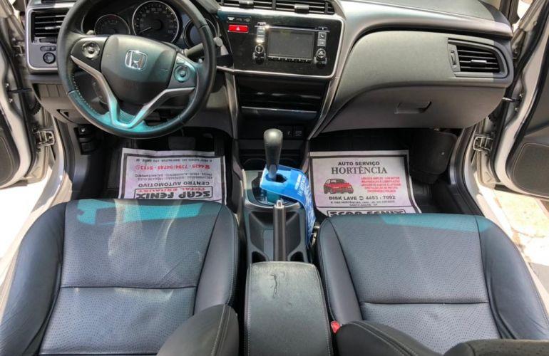 Honda City 1.5 EXL 16v - Foto #6