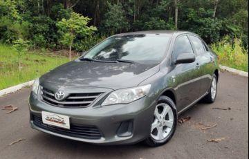 Toyota Corolla Sedan GLi 1.6 16V (aut)