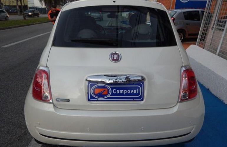 Fiat 500 Cult 1.4 8V Flex - Foto #9