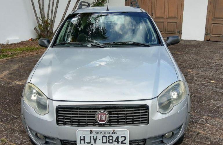 Fiat Palio Weekend ELX 1.4 8V (Flex) - Foto #1