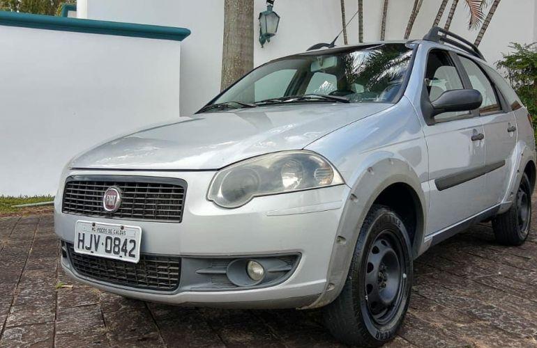 Fiat Palio Weekend ELX 1.4 8V (Flex) - Foto #3
