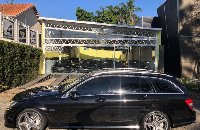 Mercedes-Benz C 63 Amg 6.2 Touring V8 - Foto #1
