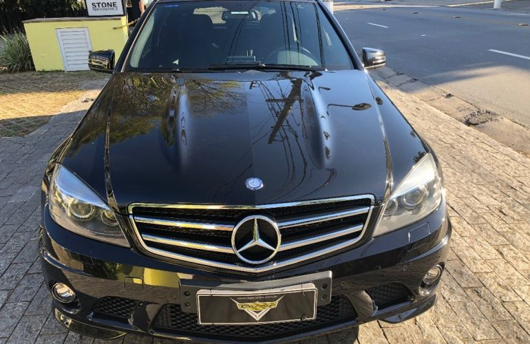 Mercedes-Benz C 63 Amg 6.2 Touring V8 - Foto #2