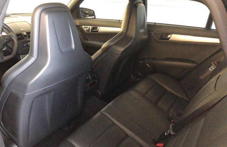 Mercedes-Benz C 63 Amg 6.2 Touring V8 - Foto #9