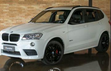 BMW X3 3.0 35i 4x4 24v
